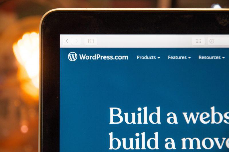 WordPress Hero Image