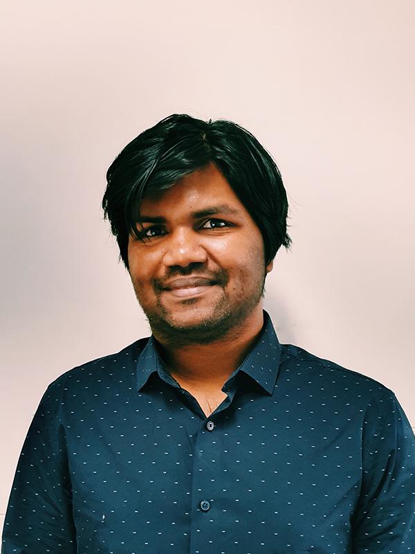 Raj Staff Image